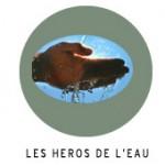 BOUTON HÉROS DE L'EAU